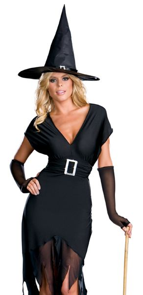 hocus pocus witch costume sexy costumes for women - Exotic Halloween Costume