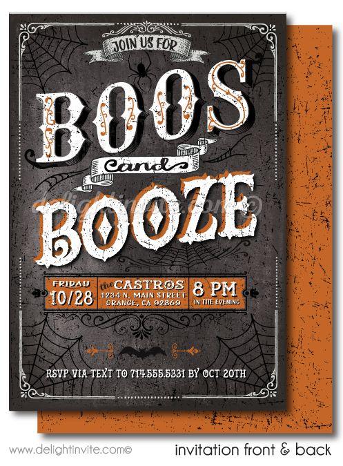 best 25  adult halloween invitations ideas on pinterest