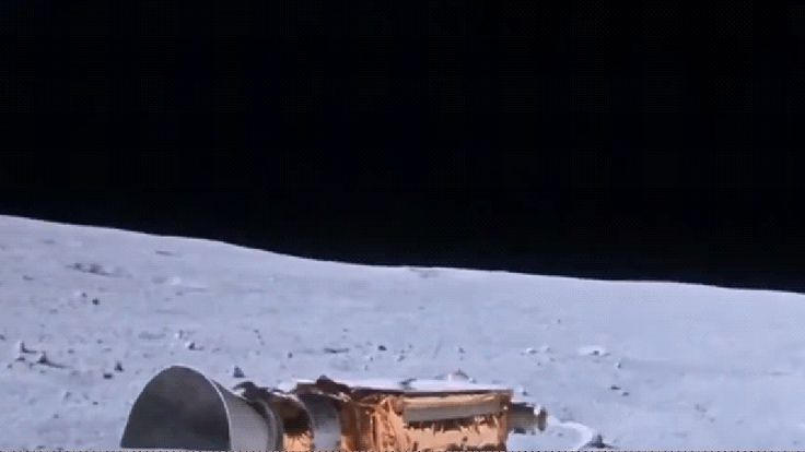 Stabilized video of lunar buggy ride is even cooler than the original
