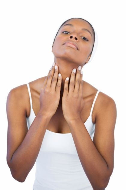 Q: What is the treatment for a swollen thyroid? - J.J. Sign Up for the Black Doctor Newsletter!     A: A swollen thyroid gland is called a goiter. The thyroid gland produces thyroid hormo...