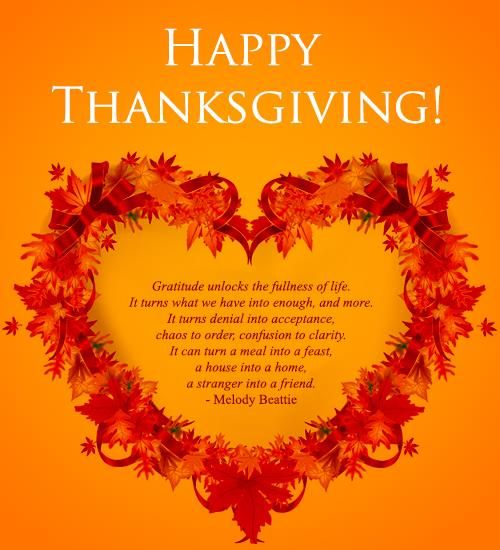 """Hey there my amazing online family!   I am so grateful for your support  your COMMENTS your LIKEs your HEARTS your SHARES  but most importantly your LOVE. I so appreciate that WE """"GET"""" EACH OTHER.  .  I pray you have an amazingly blessed Thanksgiving Day with your family and friends!  .  THANK YOU for being on this journey to fit WITH ME!  Mary XOXO - http://ift.tt/1HQJd81"""