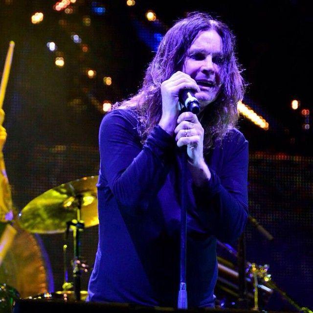 """""""Hoy hace 1 año... #Ozzy con #BlackSabbath en #forosol #México #DF #live #Osbourne #concert #masters #metal #classic #13 #music #rock #concierto #envivo…"""""""