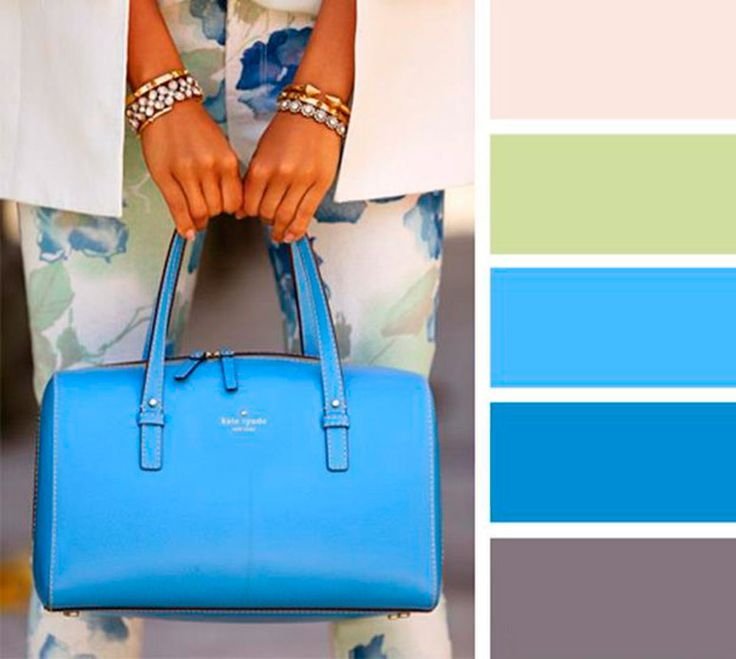 Combinaciones de colores que funcionan en tus looks – LOST IN VOGUE by Eli&Eli – Blog de Moda / Fashion Blog