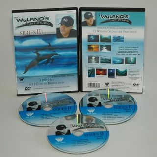 Shop for Weber Wyland Art Studio DVD 13 Episodes Series 2. Free Shipping on orders over $45 at Overstock.com - Your Online Art Supplies Store! Get 5% in rewards with Club O!