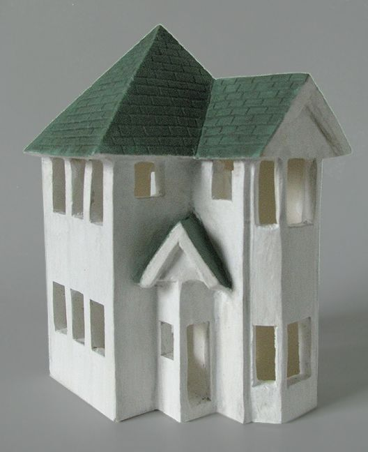 Porcelain Houses (x-posted from Clay) - WetCanvas