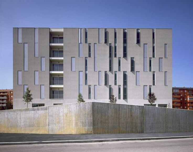 Abitare a Milano - Via Gallarate, Milan, 2009 - MAB Arquitectura