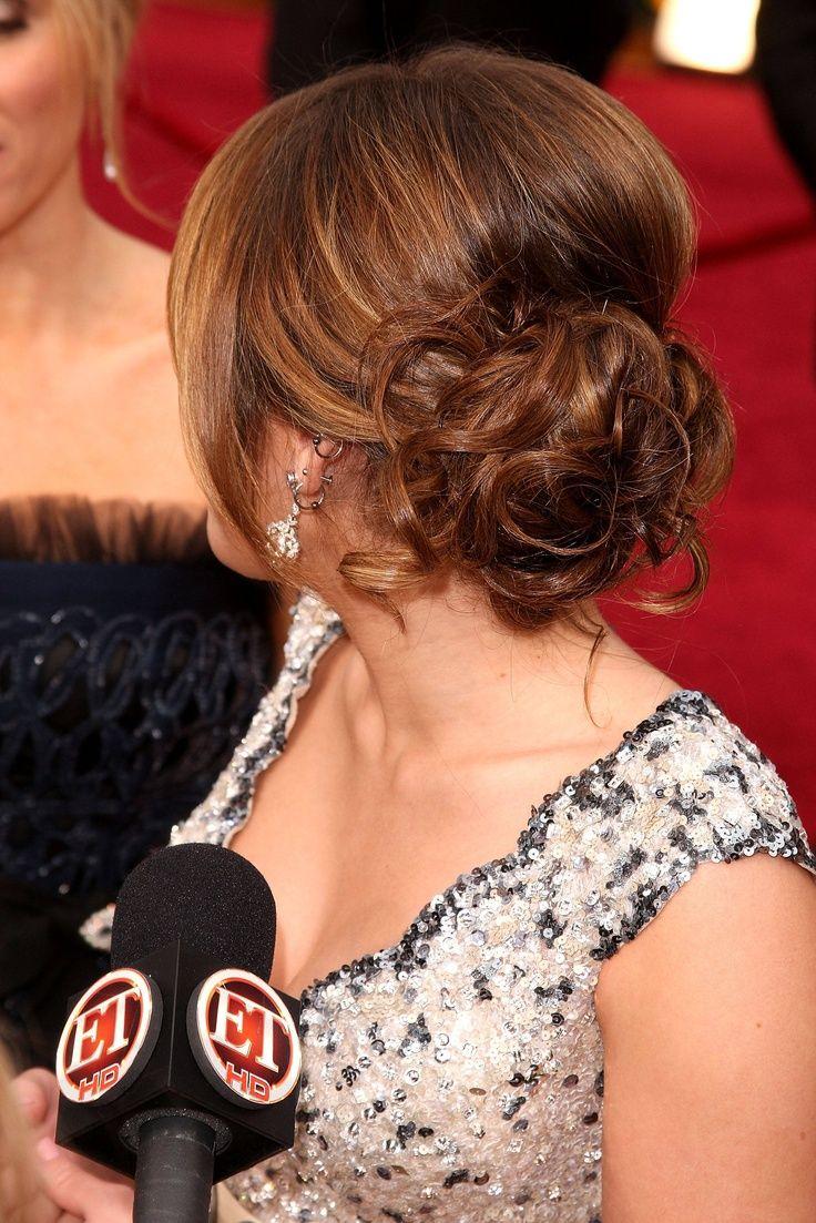 Chaotisch Hochsteckfrisuren: Die besten Casual Prom Frisuren