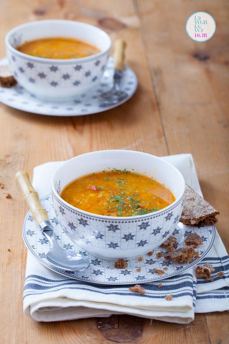 #zupa tygodnia: zupa z soczewicy - Lawendowy DomLawendowy Dom