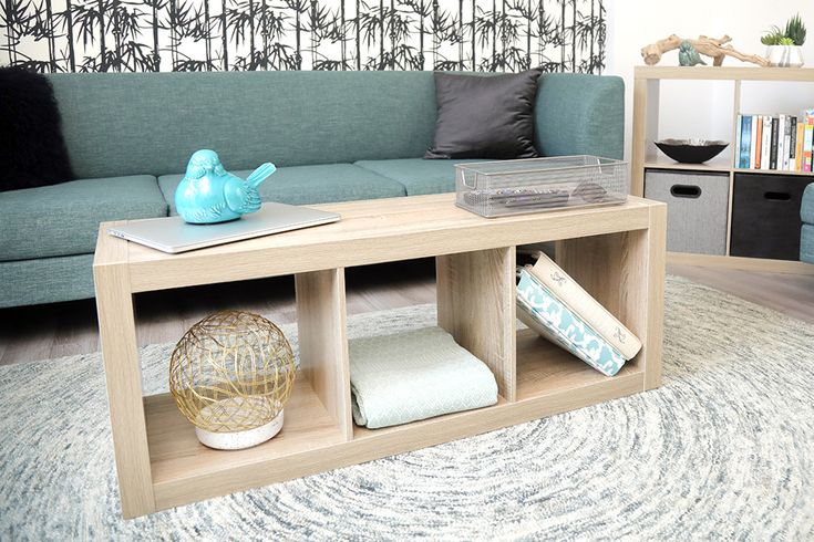 Pull the room together with a Stackable 3-Shelf Organizer. This is the perfect space-saving solution for all those odds and ends you have around the house. Shop now --> https://www.tidyliving.com/stackable-3-shelf-organizer-natural.html?utm_content=buffer6fc9f&utm_medium=social&utm_source=pinterest.com&utm_campaign=buffer #TidyLiving #StackableShelves #CubeOrganization #Shelving
