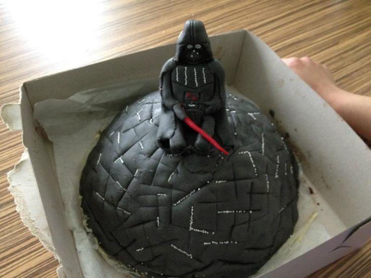 "Cake ""Star Wars"""