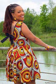 """Résultat de recherche d'images pour """"les plus belles robes en pagne africain"""""""