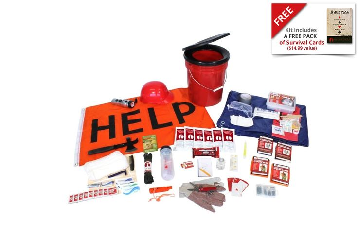 Earthquake Preparedness means you have survival supplies in event of a disaster. Official Earthquake Emergency Kit: Food, Water, First Aid & Survival Gear.