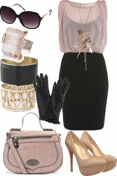 This outfit means business #style #fashion #outfit