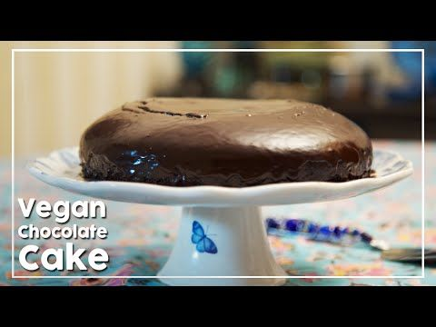 How to Make Chocolate Cake With Avocado Instead of Eggs and Butter - Healthy Holistic Living