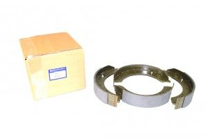 Brake shoes (axle set) - for 11in rear drums