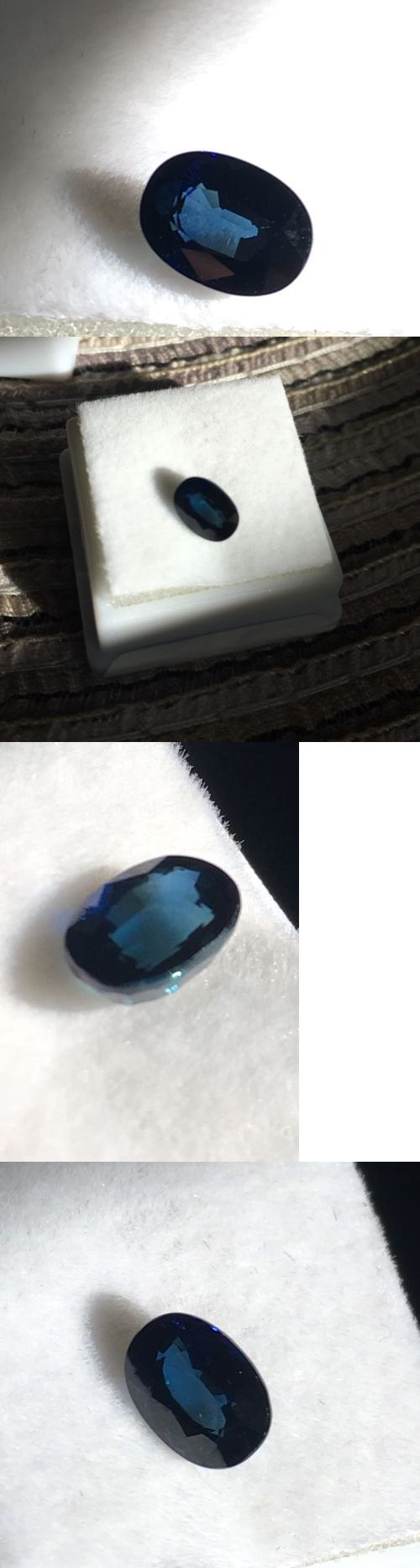Natural Sapphires 4644: Blue Sapphire 1.35 Ct Oval Cut-Natural Sapphire! -> BUY IT NOW ONLY: $325 on eBay!