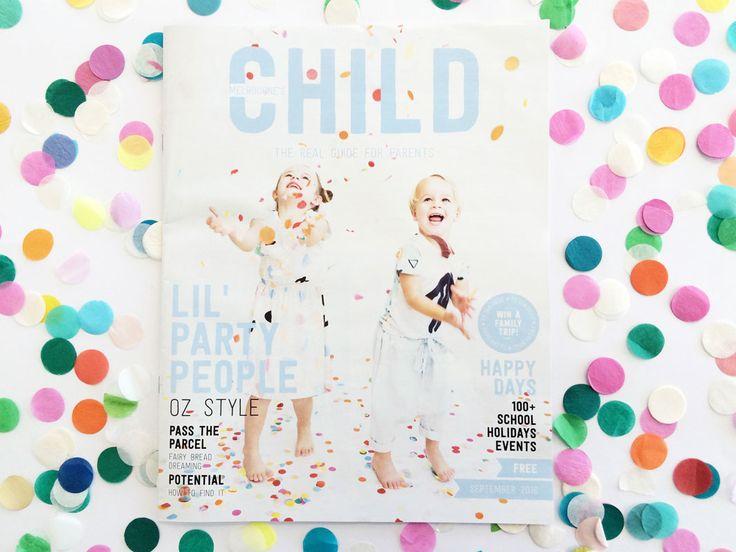 September Issue of CHILD Magazines