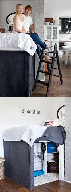 Opbergtips woonkamer en slaapkamer || Heb jij ook veel te veel spullen voor de hoeveelheid ruimte in je huis? Met handige opbergtips zijn je slaapkamer en woonkamer zo weer op orde.