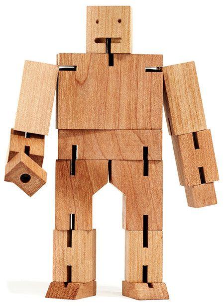 Cubebot - Medium by Areaware - $23.95