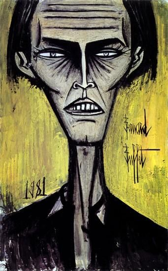 Autoportrait n° 11 - 1981