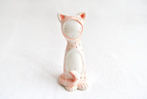 Drôles figurines en céramique personnalisables avec par Barruntando