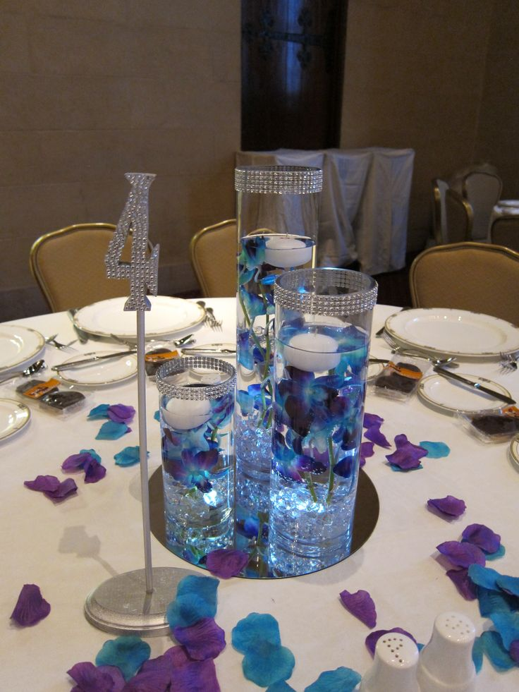 Best images about elegant purple and teal wedding on