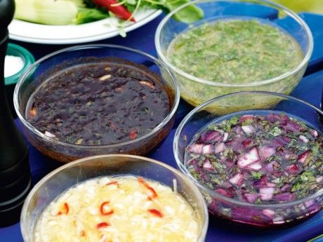 Good marinades for meat - the marinade is the foundation of tasty grilled meat