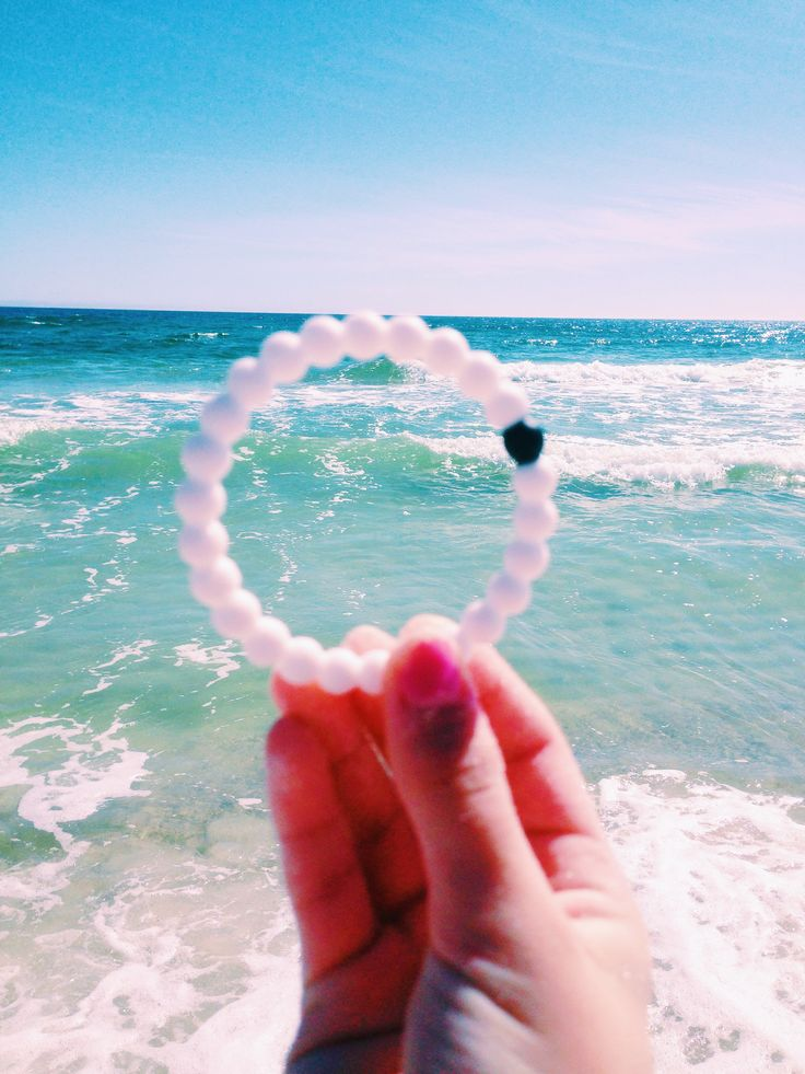 Lokai bracelet. Summer. Beach Pictures. East coast beaches. Sun. Sunny days. Pretty pictures. Instagram worthy. Tumblr quality