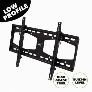 navepoint tilting tv wall mount bracket max 154 lbs 37 60 inch