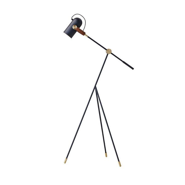 lampe de lecture carronade le klint light lamps. Black Bedroom Furniture Sets. Home Design Ideas