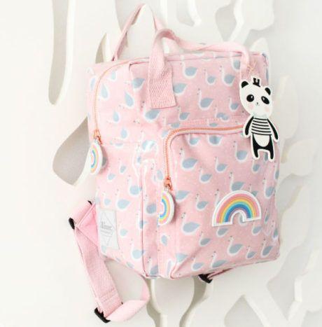 #Swan #Backpack #Rugzak from www.kidsdinge.com