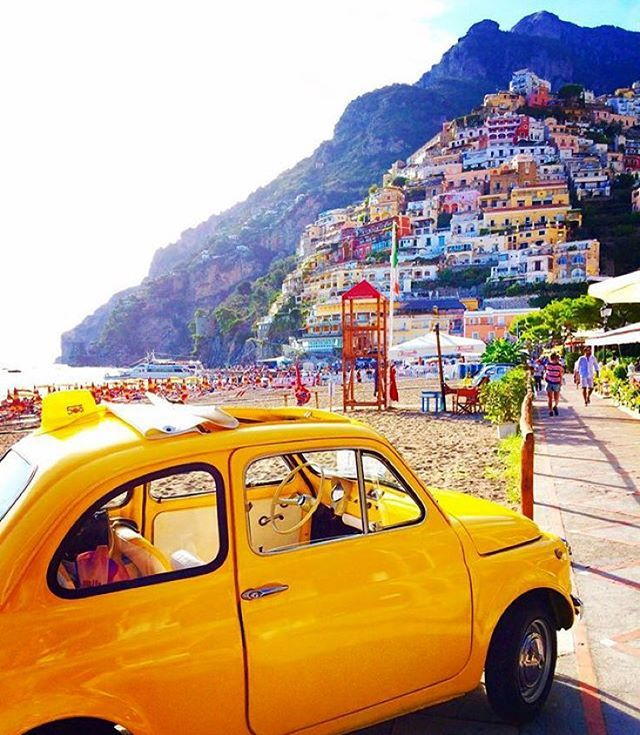 530 Best Fiat500 Yellow Images On Pinterest