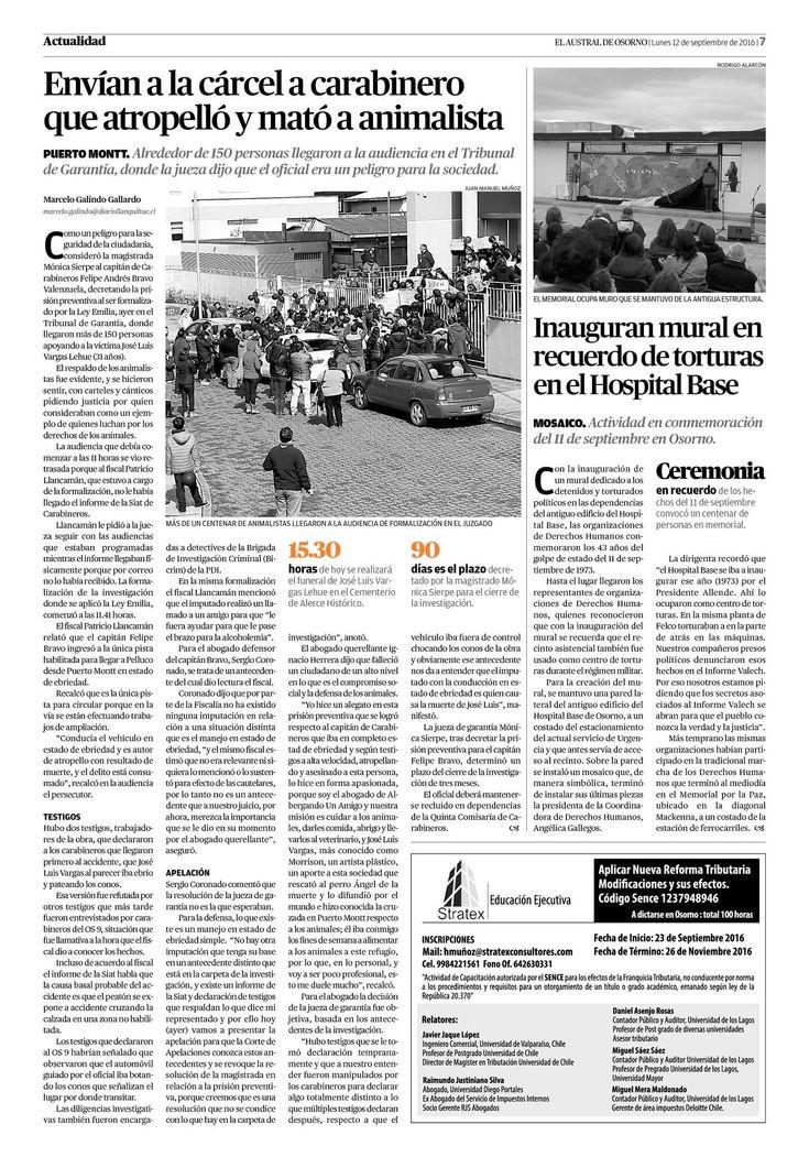 Página 7 | australosorno.cl - El Austral de Osorno - Osorno, Chile