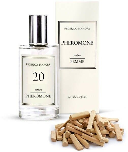 Fm 20 Women Pheromone Perfume Flirty Fragrance Seductive Flower Bomb