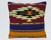 large kilim pillow 20x20 bohemian decor interior designing ethnic cushion cover contemporary pillow indie pillow cover floral pillows 29884