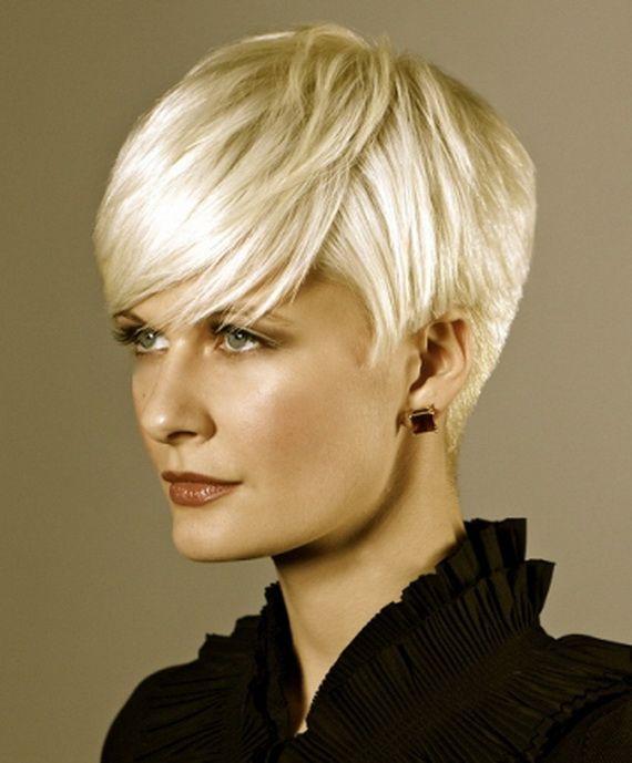 Short Blonde Hairstyles 117 Best Hair Images On Pinterest  Short Films Shorter Hair And