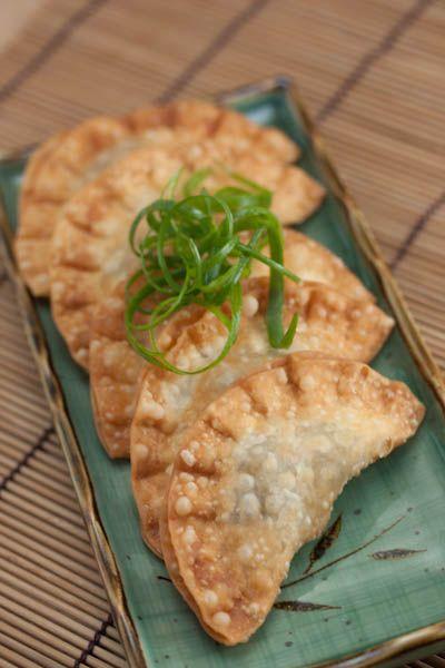 Jamaican Beef Dumplings | Dumplings | Pinterest