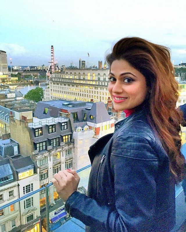 #TravelDiaries Shamita Shetty in London @Bollywood