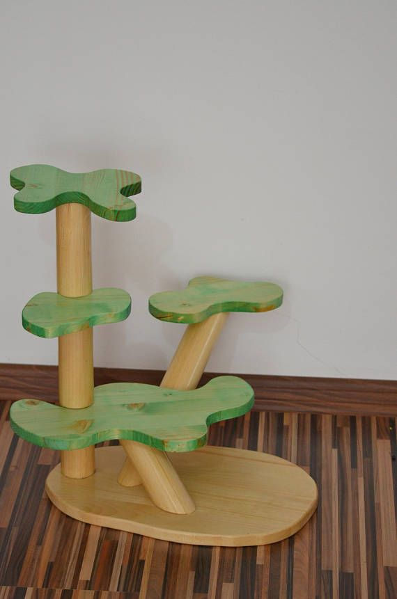 Wooden Tree House Elves and Fairies Tree House Gnome House