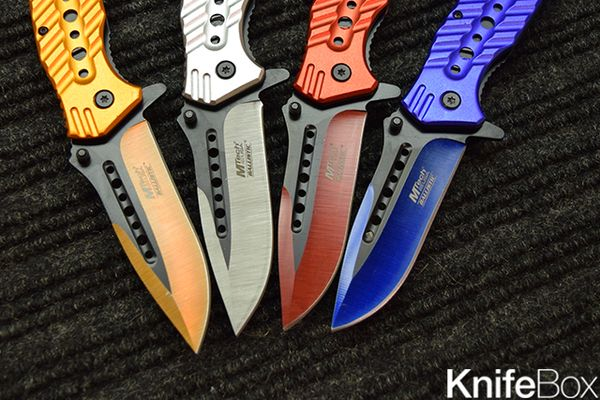 Awesome and unique knives delivered to your door each month!