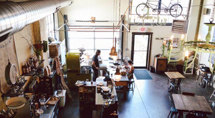 Coffee Shops In Oklahoma City Ok