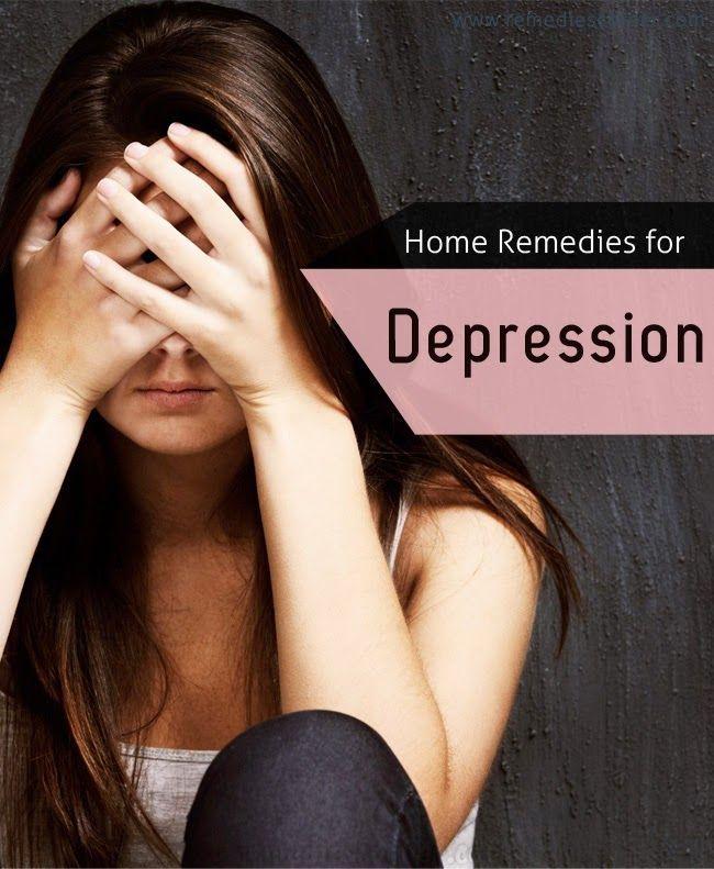 Home Remedies for Depression   Remedies Corner