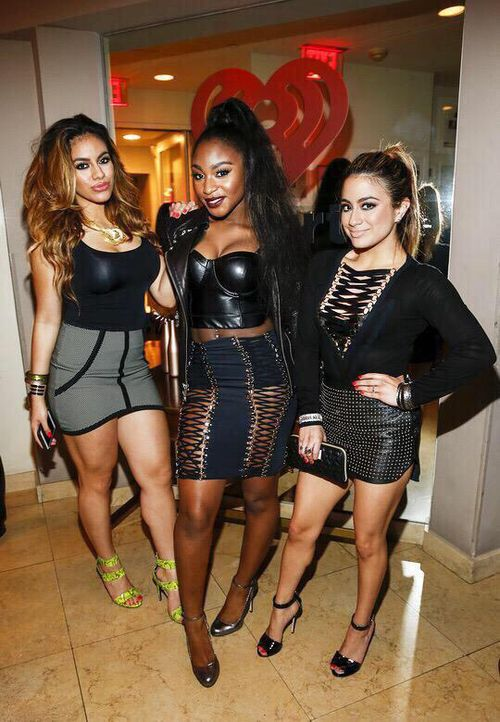 Dinah, Normani and Ally