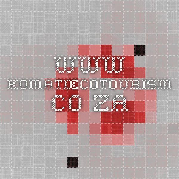day walks - www.komatiecotourism.co.za