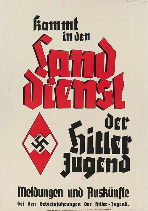 analysis of nazi poster propaganda techniques Propaganda and world war ii  techniques and themes used by the owi and other branches of government propaganda poster analysis worksheet.