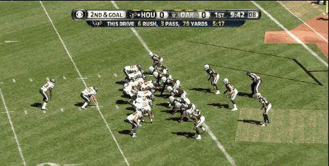 JJ Watt plays both sides of the ball. Touchdown!