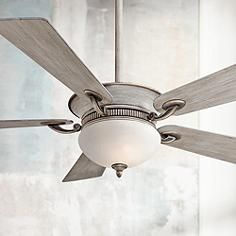 Use For Bedroom Ceiling Fan   Minka Aire Delano Driftwood Ceiling Fan