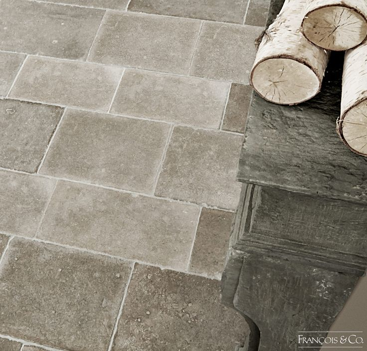 Rustic Stone Flooring - Home Design