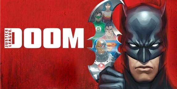 DC Universe Animated Original Movies - JUSTICE LEAGUE: DOOM | Warped Factor - Words in the Key of Geek.