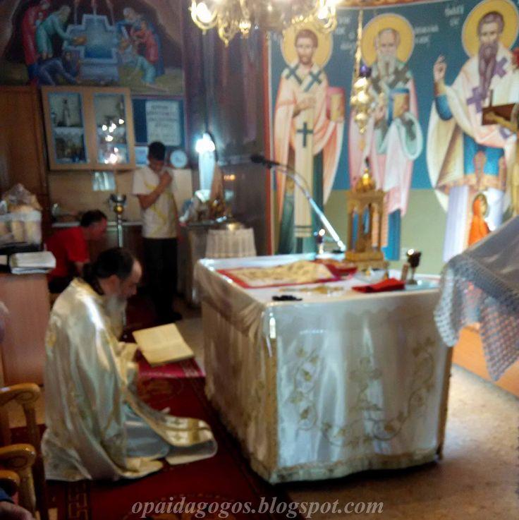 Με χαρά σας ανακοινώνουμε ότι ένας ακόμη ευλαβής ιερέας, ενός μικρού χωριού της Μακεδονίας μας, ο π.Φώτιος ,  που υπάγεται στην μητρόπο...